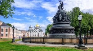 Экскурсия в Великий Новгород на ретропоезде - уменьшенная копия фото №4