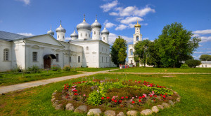 Экскурсия в Великий Новгород на ретропоезде - уменьшенная копия фото №7