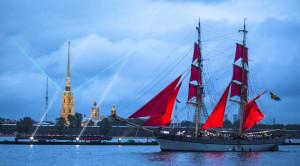 Праздник «Алые паруса-2020» на теплоходе - уменьшенная копия фото №4
