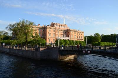 Михайловский (Инженерный) замок – фото достопримечательности вы увидите на экскурсии