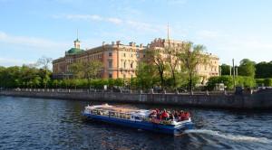«Северная Венеция» - экскурсия по рекам и каналам Петербурга - уменьшенная копия фото №5