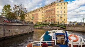Англотуризмо - экскурсия по рекам и каналам на английском языке - уменьшенная копия фото №8