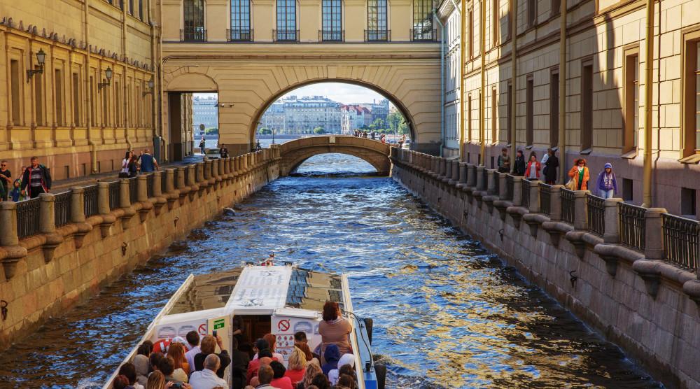 Англотуризмо - экскурсия по рекам и каналам на английском языке - фото №1