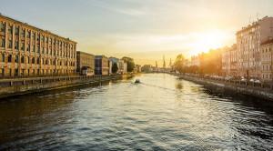 Англотуризмо - экскурсия по рекам и каналам на английском языке - уменьшенная копия фото №5