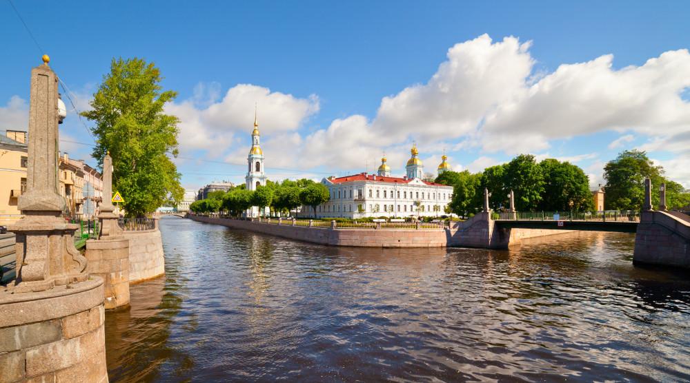 «Северная Венеция» - экскурсия по рекам и каналам Петербурга - фото №1