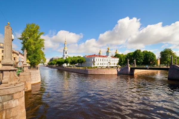 Золотой треугольник - водная экскурсия по каналам  – фото для каталога