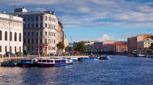 «Северная Венеция» - экскурсия по рекам и каналам Петербурга - уменьшенная копия фото №4