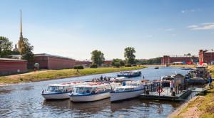 Англотуризмо - экскурсия по рекам и каналам на английском языке - уменьшенная копия фото №9