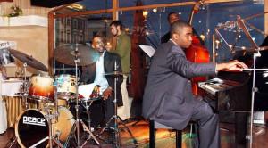 Концерт-круиз на джазовом пароходе CITY BLUES - уменьшенная копия фото №1