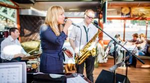 Концерт-круиз на джазовом пароходе CITY BLUES - уменьшенная копия фото №4