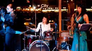 Концерт-круиз на джазовом пароходе CITY BLUES - уменьшенная копия фото №7