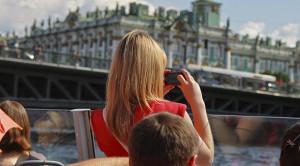 Водная экскурсия «CITY SIGHTSEEING NEVA» - уменьшенная копия фото №1