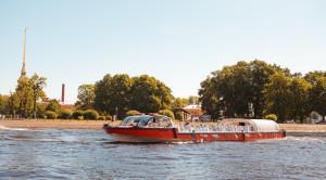 Водная экскурсия «CITY SIGHTSEEING NEVA» - уменьшенная копия фото №9