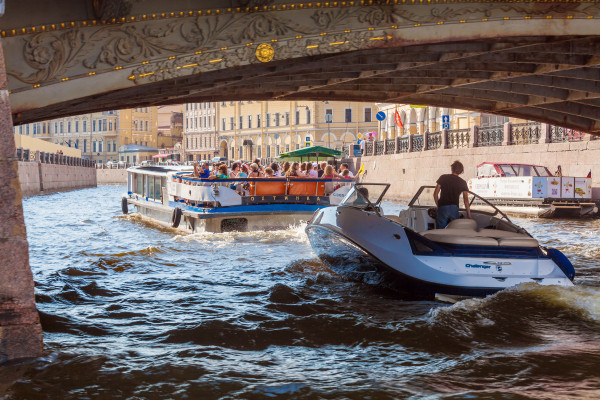 «Canal Cruise» - экскурсия по рекам и каналам   – фото для каталога