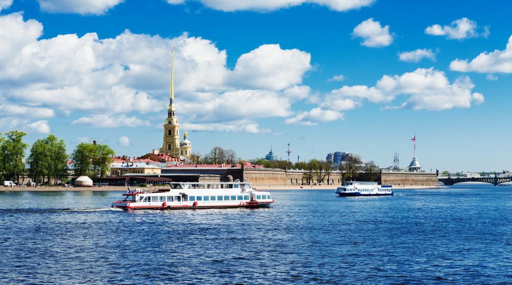 Обзорная автобусная экскурсия по Санкт-Петербургу с посещением Петропавловской крепости - фото №1