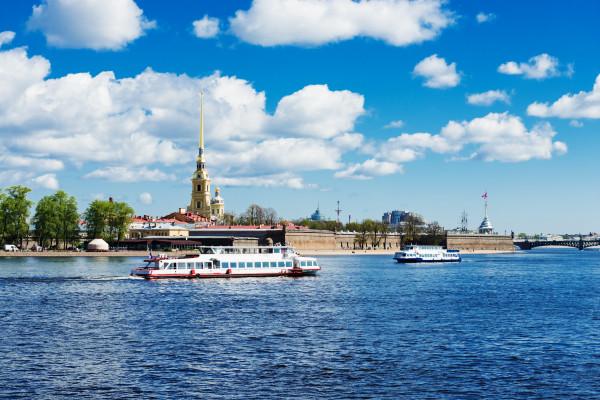 Обзорная экскурсия по Санкт-Петербургу + Петропавловская крепость фото