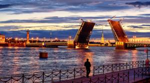 Ночная автобусная обзорная экскурсия по Санкт-Петербургу на английском языке - уменьшенная копия фото №4