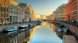 «Canal Cruise» - экскурсия по рекам и каналам Петербурга - уменьшенная копия фото №9