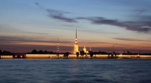 «Ночной Петербург» - экскурсионная прогулка по Неве - уменьшенная копия фото №5