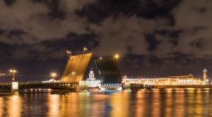 Дворцовый мост - уменьшенная копия фото №4