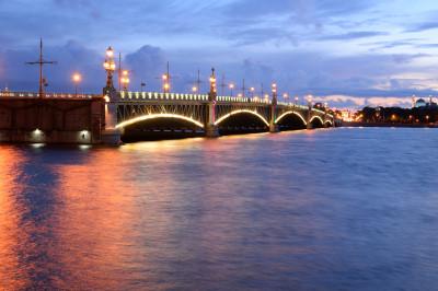 Литейный мост – фото достопримечательности вы увидите на экскурсии