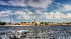«Морская столица» - экскурсия по Неве с выходом в Финский залив - уменьшенная копия фото №4