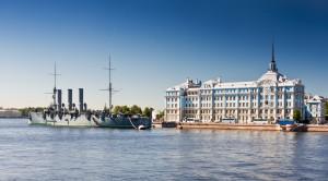 «Морская столица» - экскурсия по Неве с выходом в Финский залив - уменьшенная копия фото №5