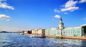 Парадный Петербург - экскурсия по рекам и каналам на теплоходе «Фонтанка» - уменьшенная копия фото №8