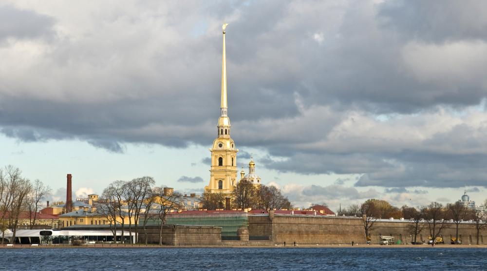 Парадный Петербург - экскурсия по рекам и каналам на теплоходе «Фонтанка» - фото №1