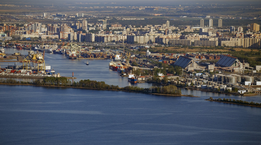 Круиз «Город-порт» - экскурсия на теплоходе по Неве и Финскому заливу - фото №1