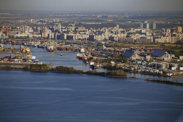 Круиз «Город-порт» - экскурсия на теплоходе по Неве и Финскому заливу  – фото для каталога