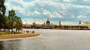 Парадный Петербург с выходом в Финский залив - уменьшенная копия фото №1