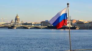 Парадный Петербург - экскурсия по рекам и каналам на теплоходе «Фонтанка» - уменьшенная копия фото №3