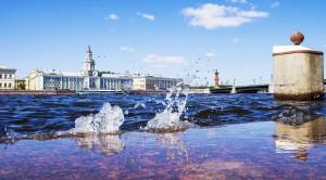 Парадный Петербург - экскурсия по рекам и каналам на теплоходе «Фонтанка» - уменьшенная копия фото №7