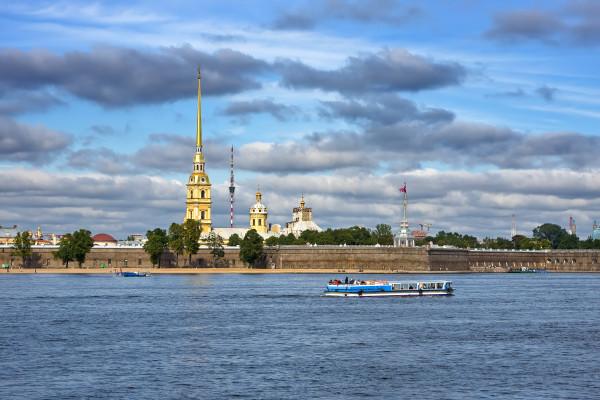 Морская столица - водная экскурсия по Неве