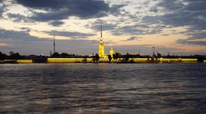 «Романтичный саксофон» - ночная водная прогулка по рекам и каналам - уменьшенная копия фото №5