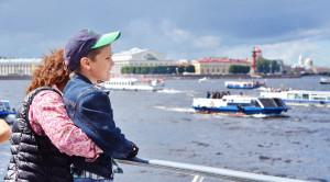 «Врунгель-шоу на Неве» - детская водная прогулка - уменьшенная копия фото №9