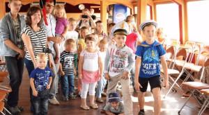 «Врунгель-шоу на Неве» - детская водная прогулка - уменьшенная копия фото №8
