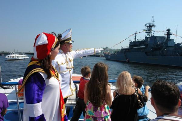 Обзор интересных экскурсий для детей в Санкт-Петербурге  – фото для каталога