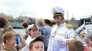 «Врунгель-шоу на Неве» - детская водная прогулка - уменьшенная копия фото №5