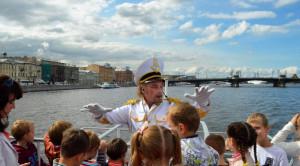 «Врунгель-шоу на Неве» - детская водная прогулка - уменьшенная копия фото №6