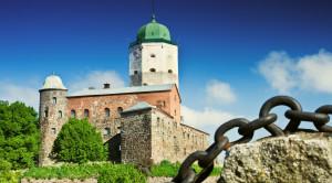 Экскурсия в Выборг с посещением Выборгского замка и парка Монрепо - уменьшенная копия фото №1