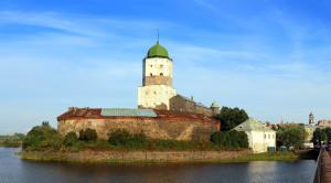 Выборгский замок - уменьшенная копия фото №7