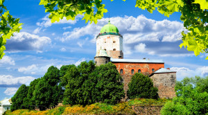 Выборгский замок - уменьшенная копия фото №3