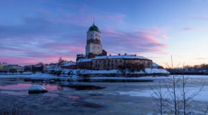 Выборгский замок - уменьшенная копия фото №9