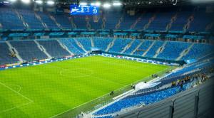 Стадион «Зенит Арена» («Газпром Арена») - уменьшенная копия фото №2