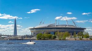 Стадион «Зенит Арена» («Газпром Арена») - уменьшенная копия фото №1