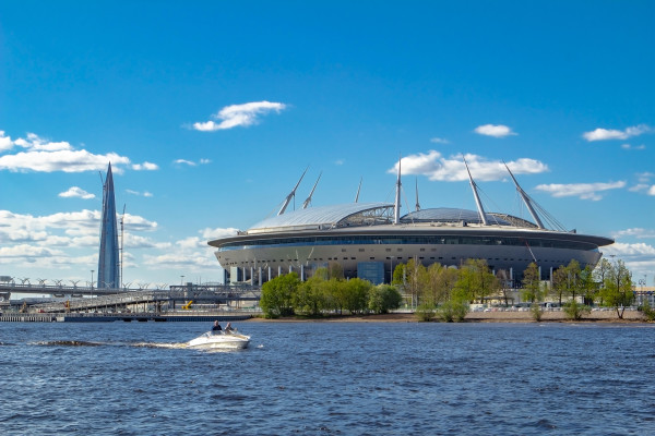 Экскурсия по стадиону «Санкт-Петербург» (Газпром Арена)  – фото для каталога