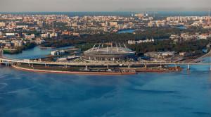 Стадион «Зенит Арена» («Газпром Арена») - уменьшенная копия фото №3