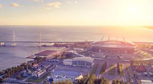 Стадион «Зенит Арена» («Газпром Арена») - уменьшенная копия фото №4